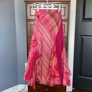 Per Una pink skirt